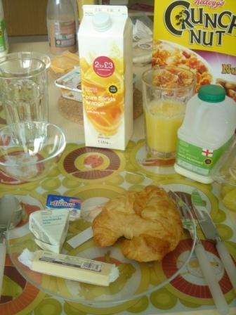 Lovely Yummy Breakfast...