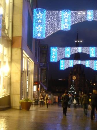 Festive Lights....