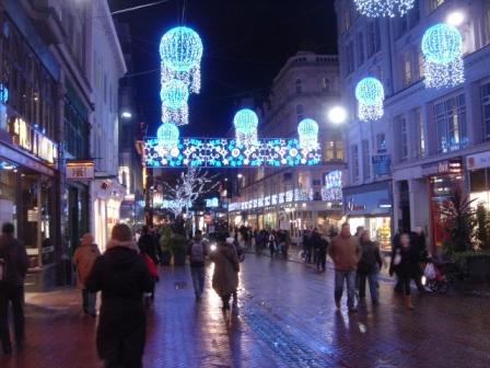 More Festive Lights...