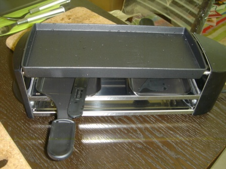 The Raclette Oven