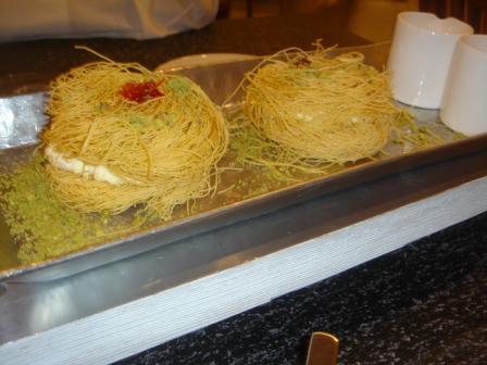 The Dessert: 3othmaliya