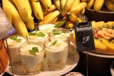 Creamy Banana Dessert...