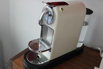 Review Making A Cappucino Using Nespresso Citiz Dandermas Weblog