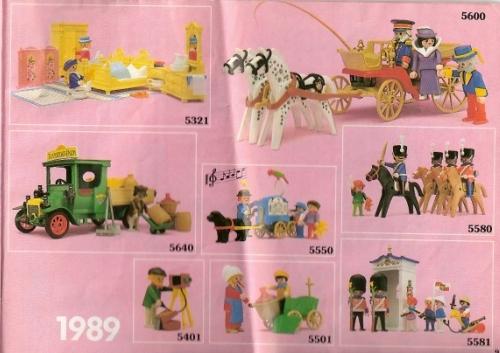 Blast From the Past: PlayMobil Toys! | Danderma\'s Weblog