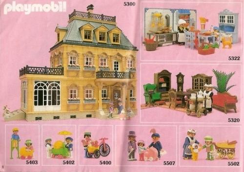 Blast From the Past: PlayMobil Toys! « Danderma\'s Weblog
