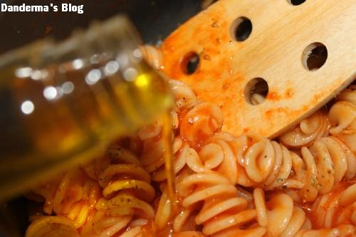 15 Minutes Light Fusilli Pasta Recipe 171 Danderma S Weblog