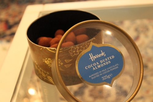 Things 2 Get 4m London Harrods Cocoa Dusted Almonds
